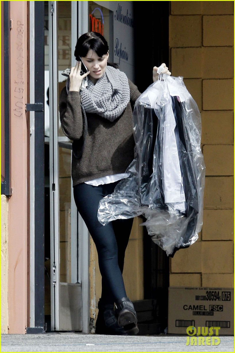 rooney mara thursday errands 052643542
