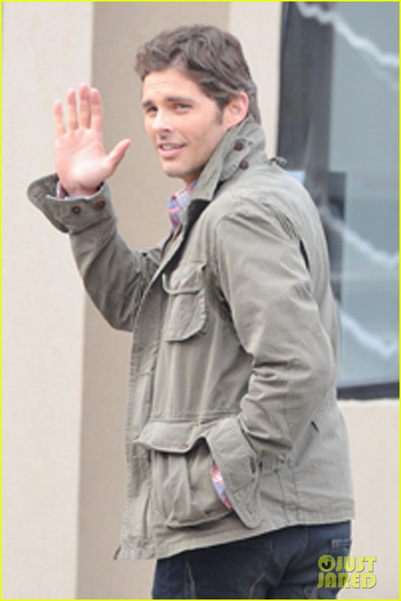 james marsden new york filming 062639772