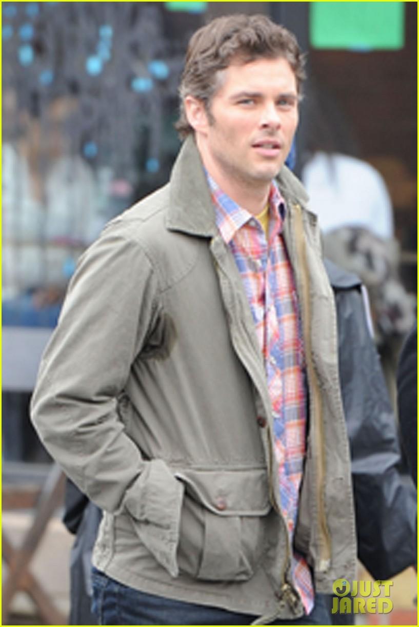 james marsden new york filming 092639775