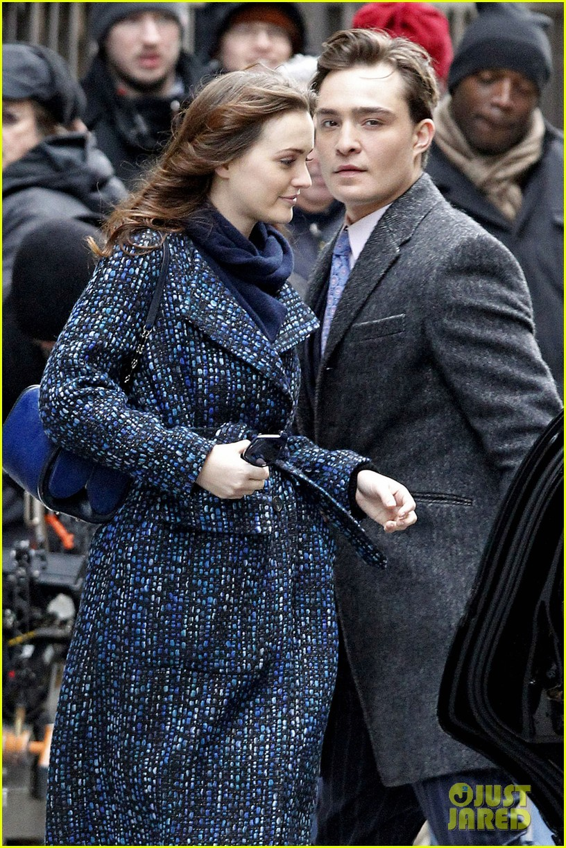 Leighton meester dating ed westwick 2013