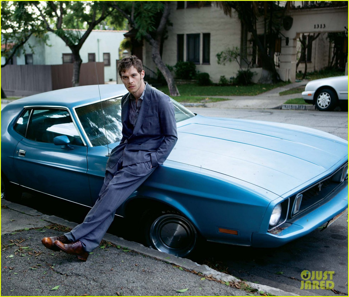joseph morgan august man february 04