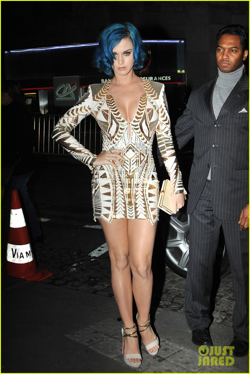 katy perry karl lagerfeld dinner 012635144