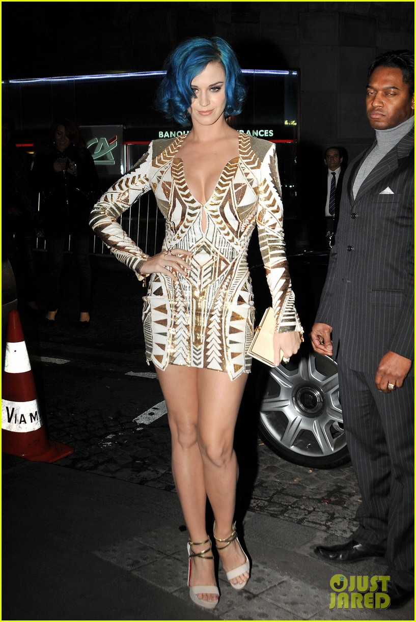 katy perry karl lagerfeld dinner 022635145