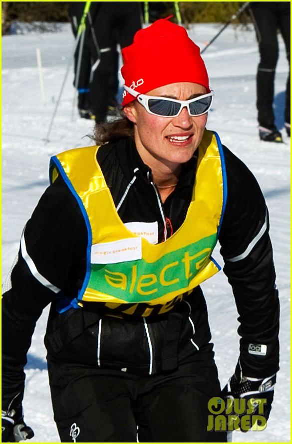 pippa middleton ski race march 012636187