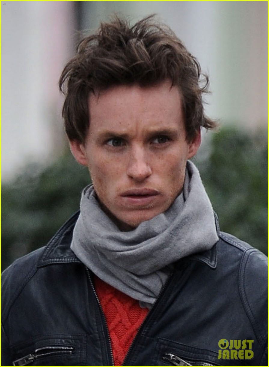 eddie redmayne london 022640283
