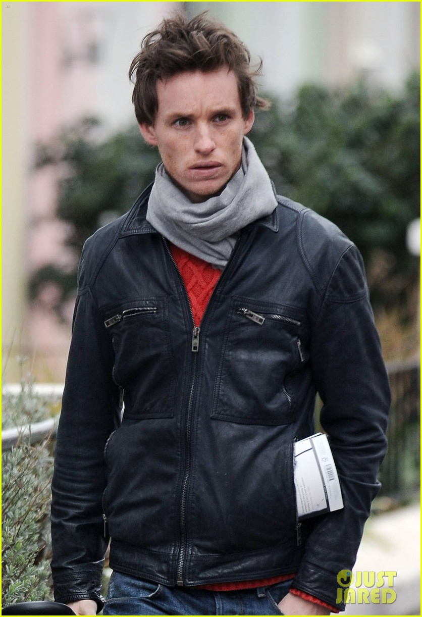eddie redmayne london 032640284