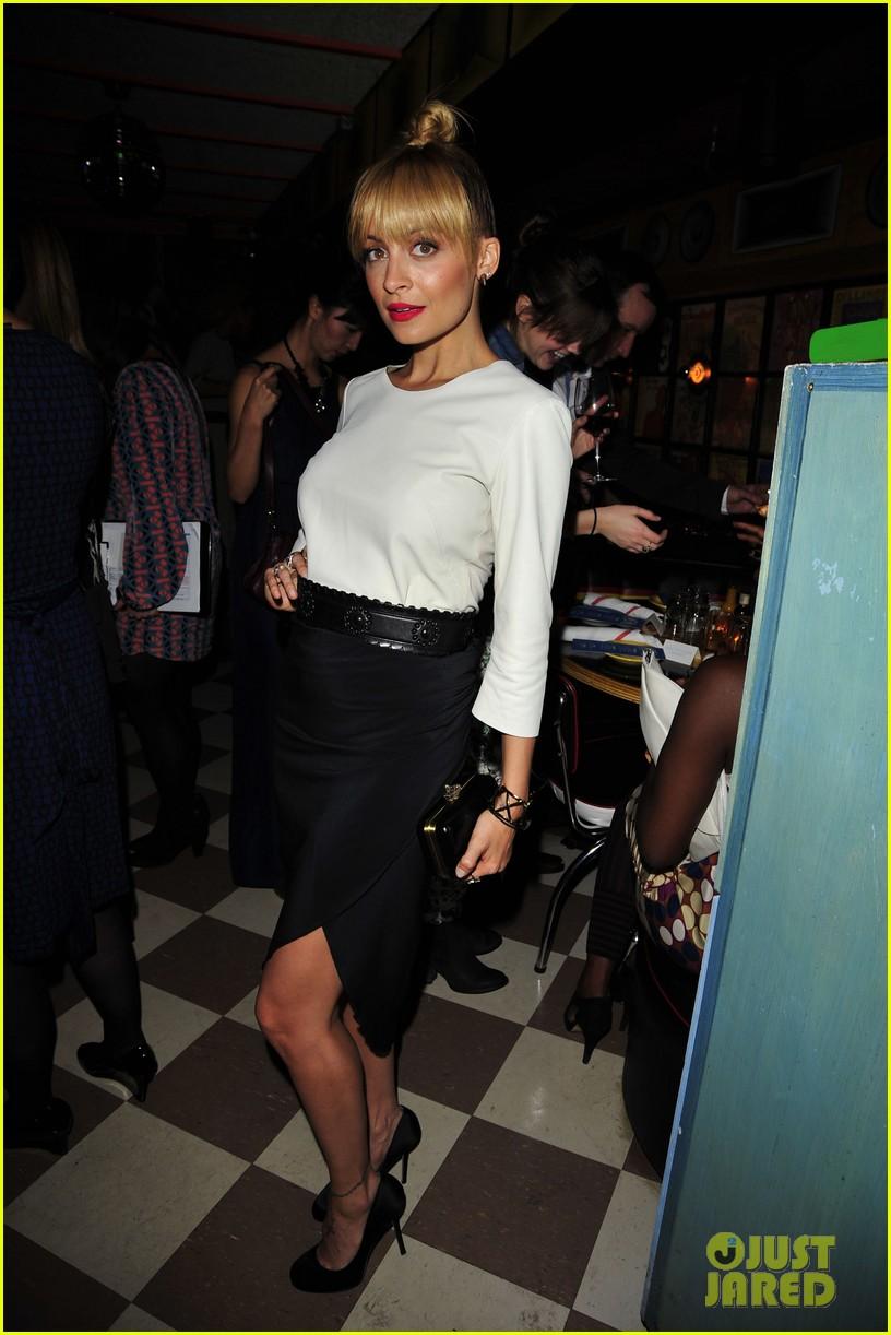 nicole richie fashion star premiere party 122638544