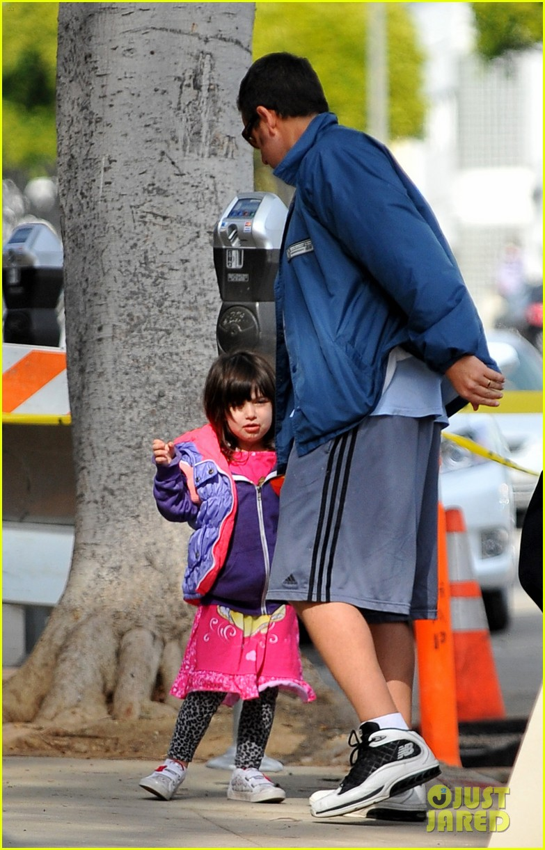 adam sandler walks with sadie 01