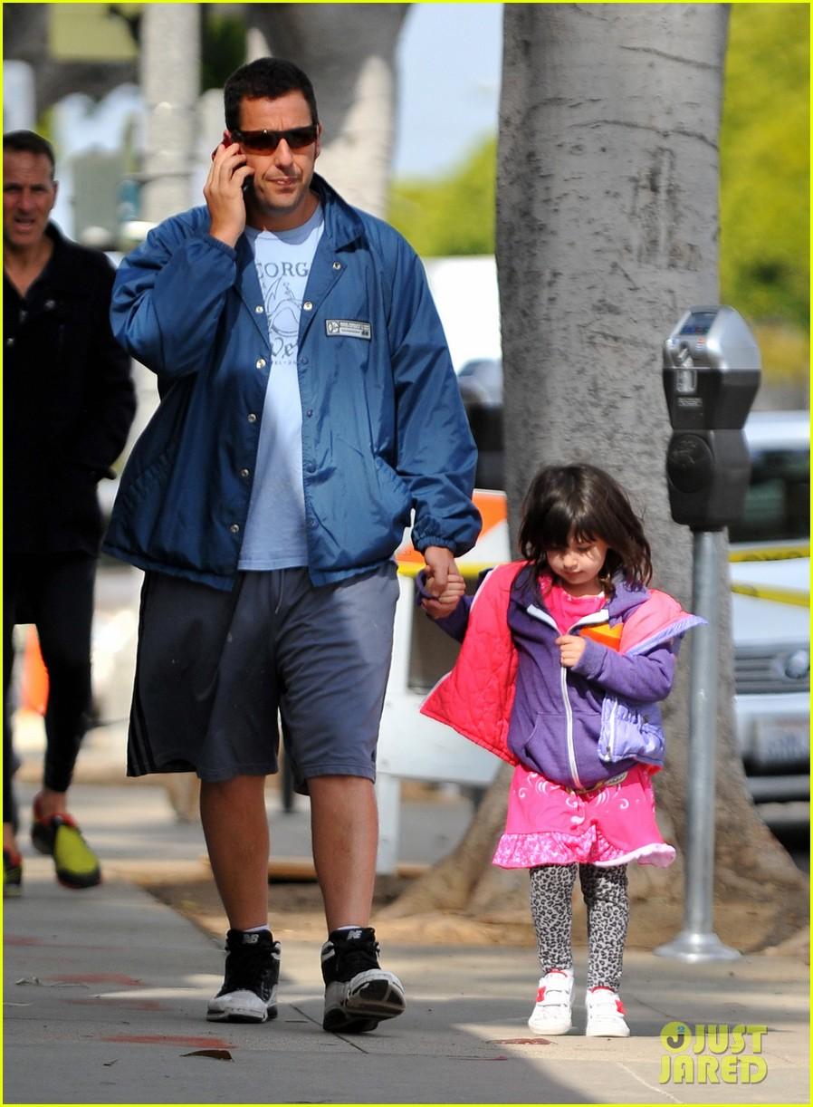 Adam Sandler: Walk With Sunny!: Photo 2641748   Adam Sandler