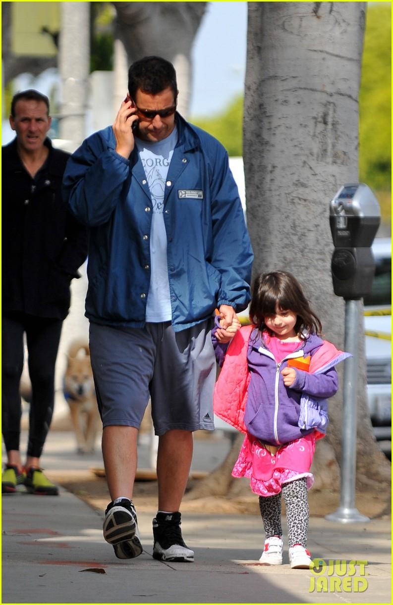 Adam Sandler: Walk With Sunny!: Photo 2641749 | Adam Sandler