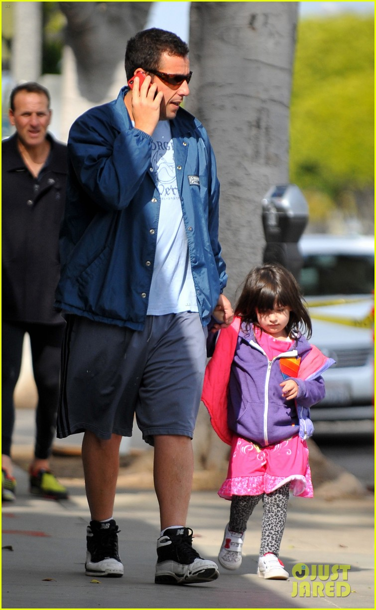 adam sandler walks with sadie 05