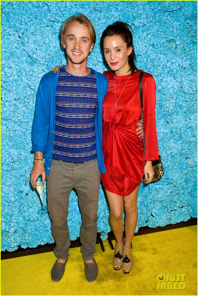tom felton just jared 30th birthday bash 052642108