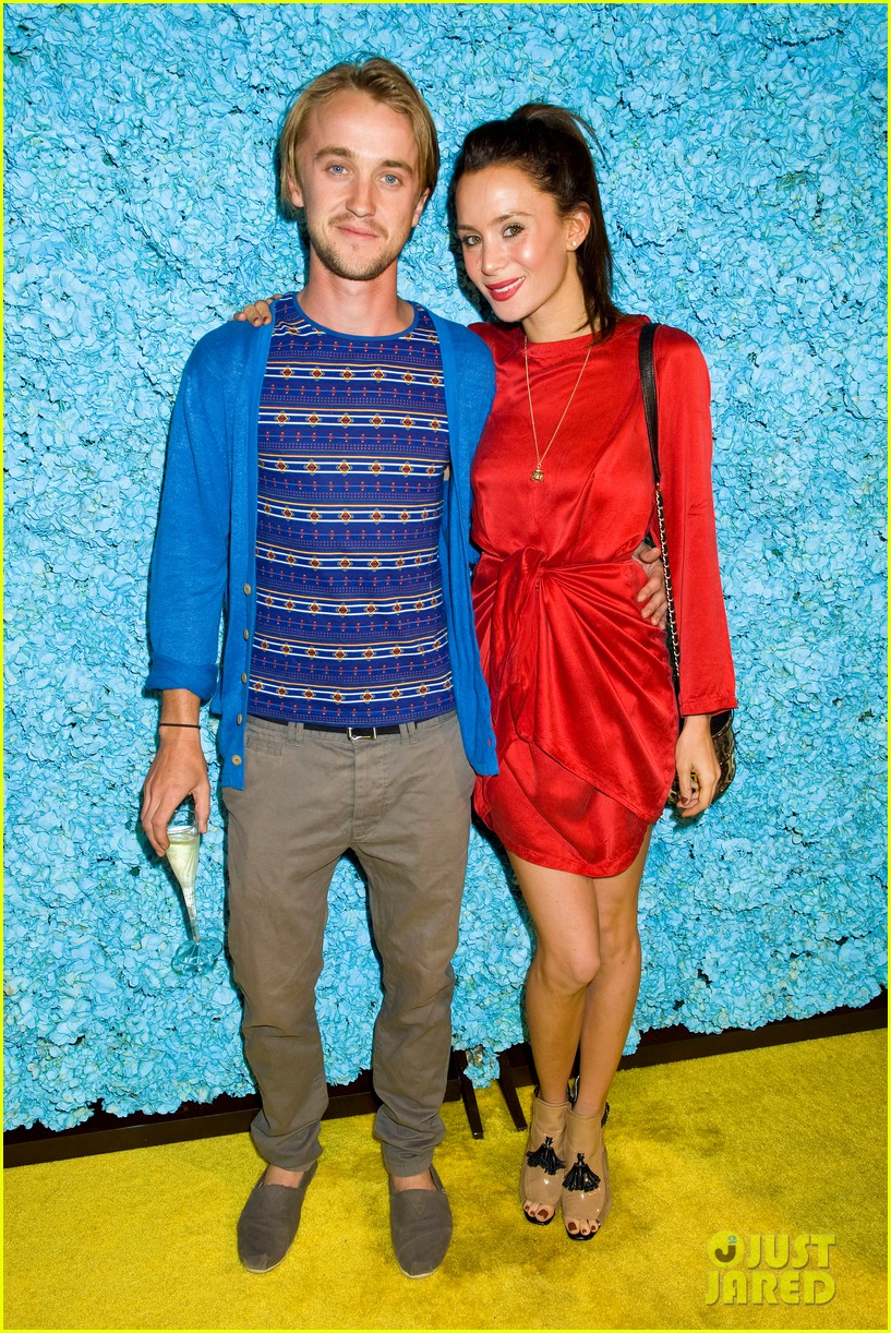 tom felton just jared 30th birthday bash 11