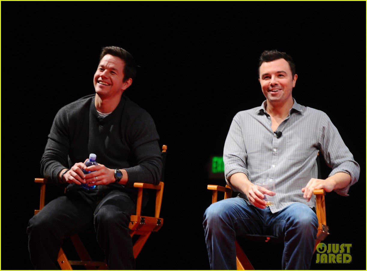 mark wahlberg a conversation with seth macfarlane 022638227