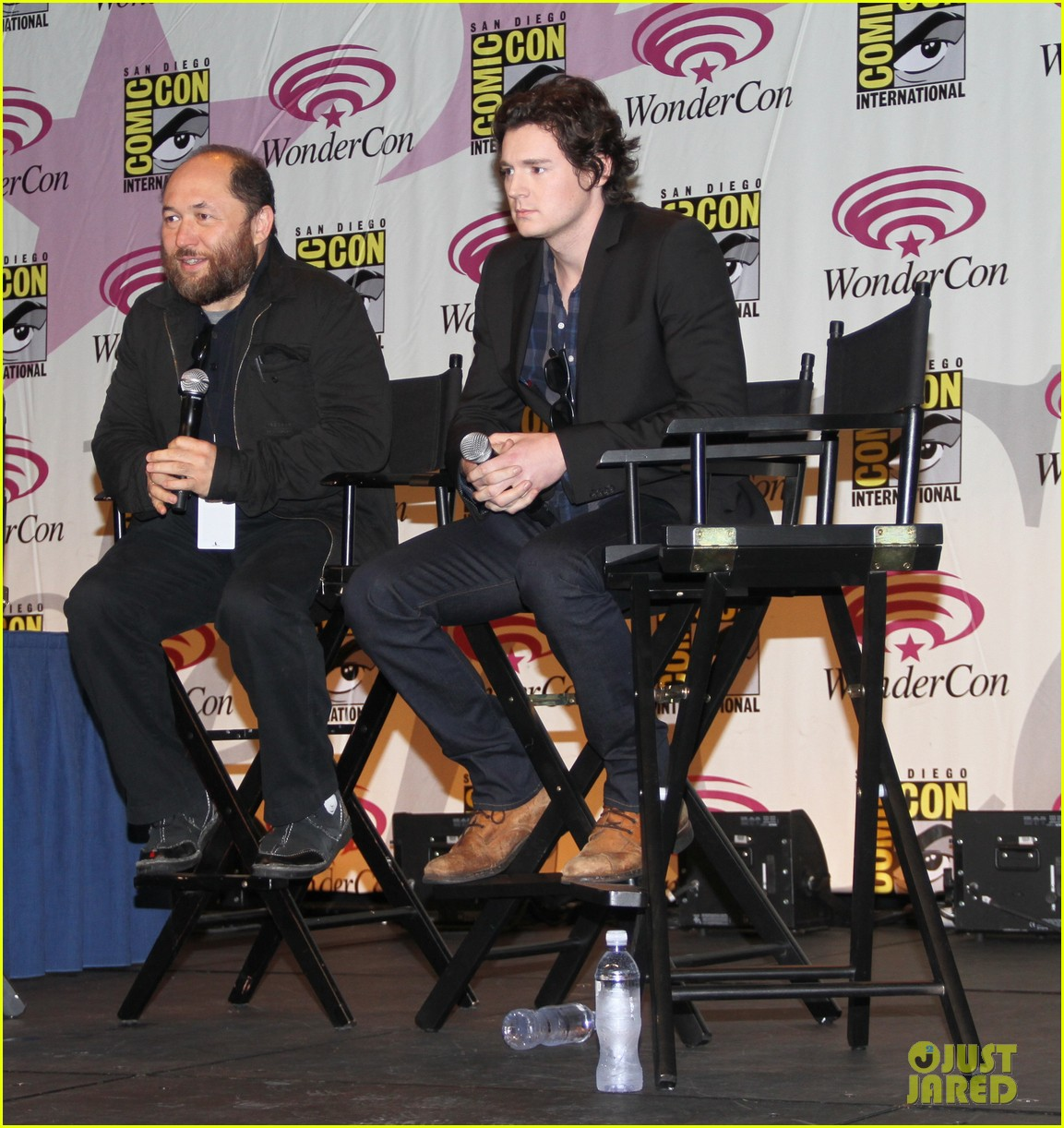 benjamin walker wondercon 012640118