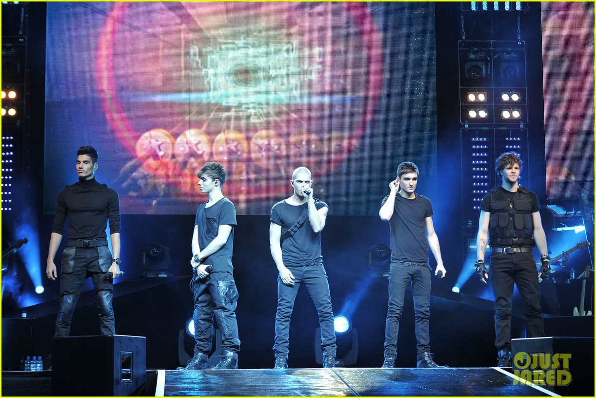 the wanted o2 arena 012636399