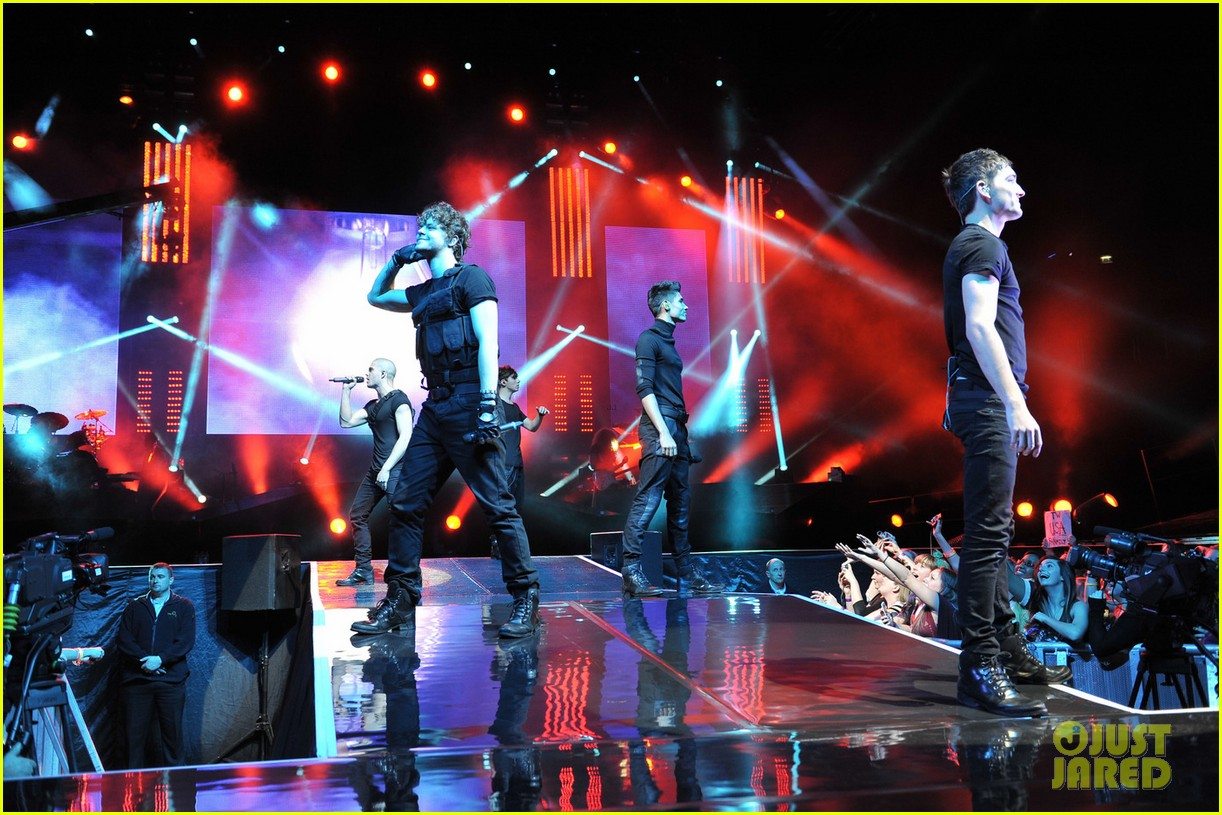 the wanted o2 arena 042636402