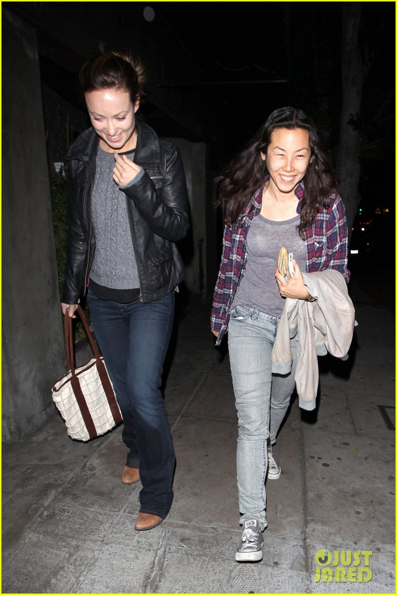 olivia wilde friend evening 092638917