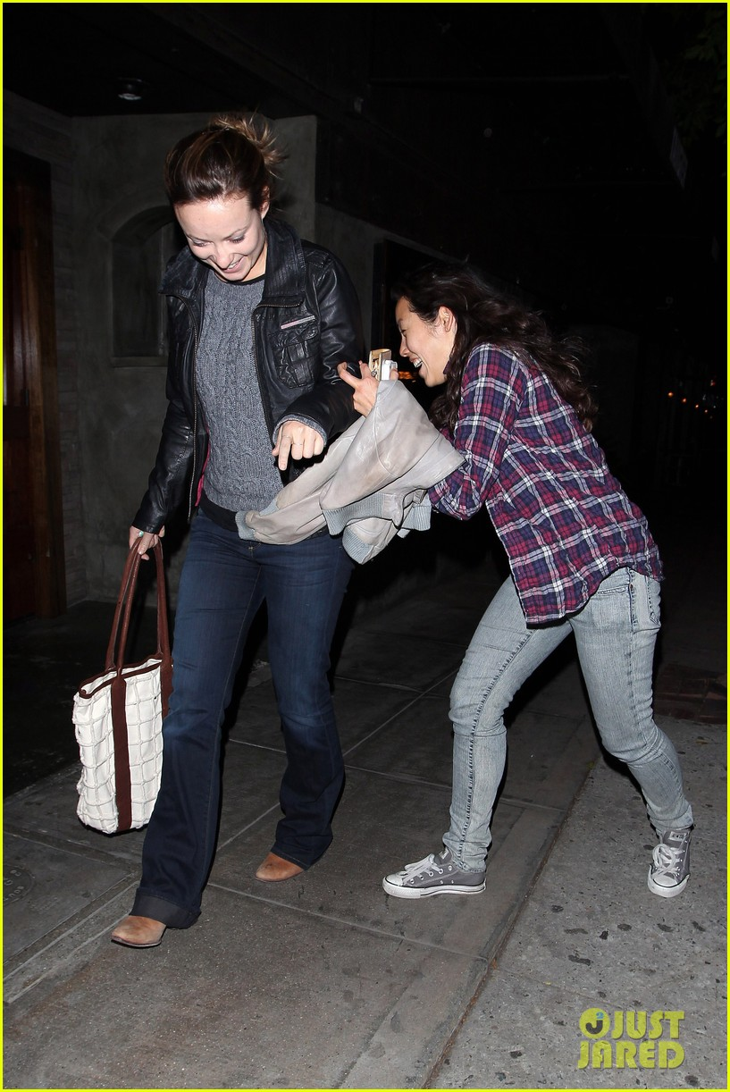 olivia wilde friend evening 10