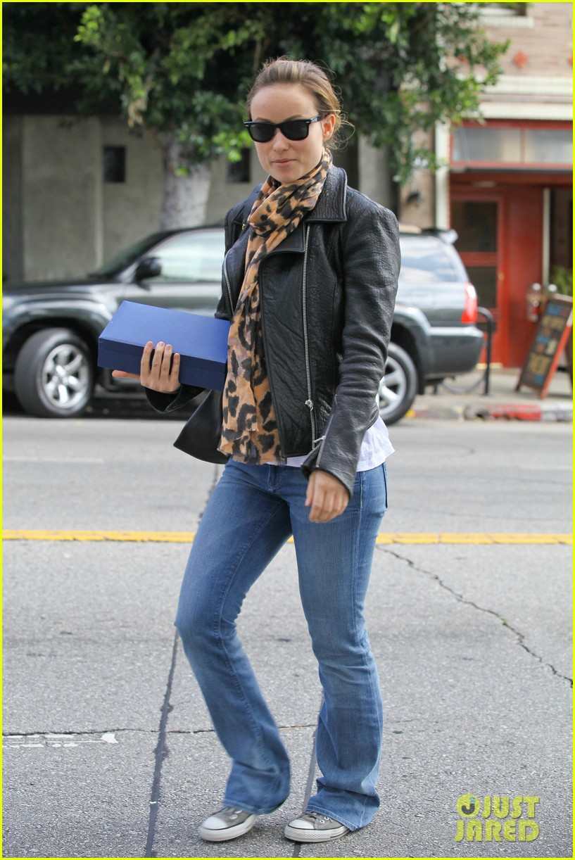 olivia wilde los feliz lunch 01