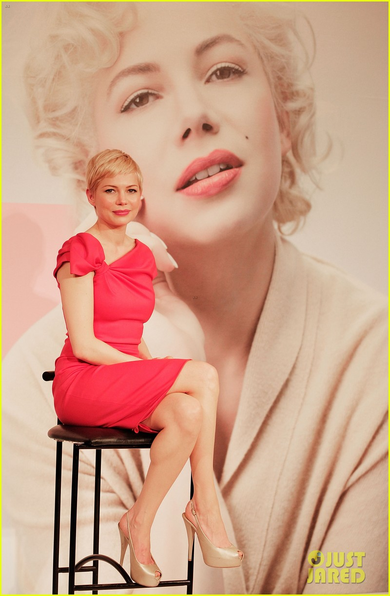 michelle williams tokyo press conference 022638793