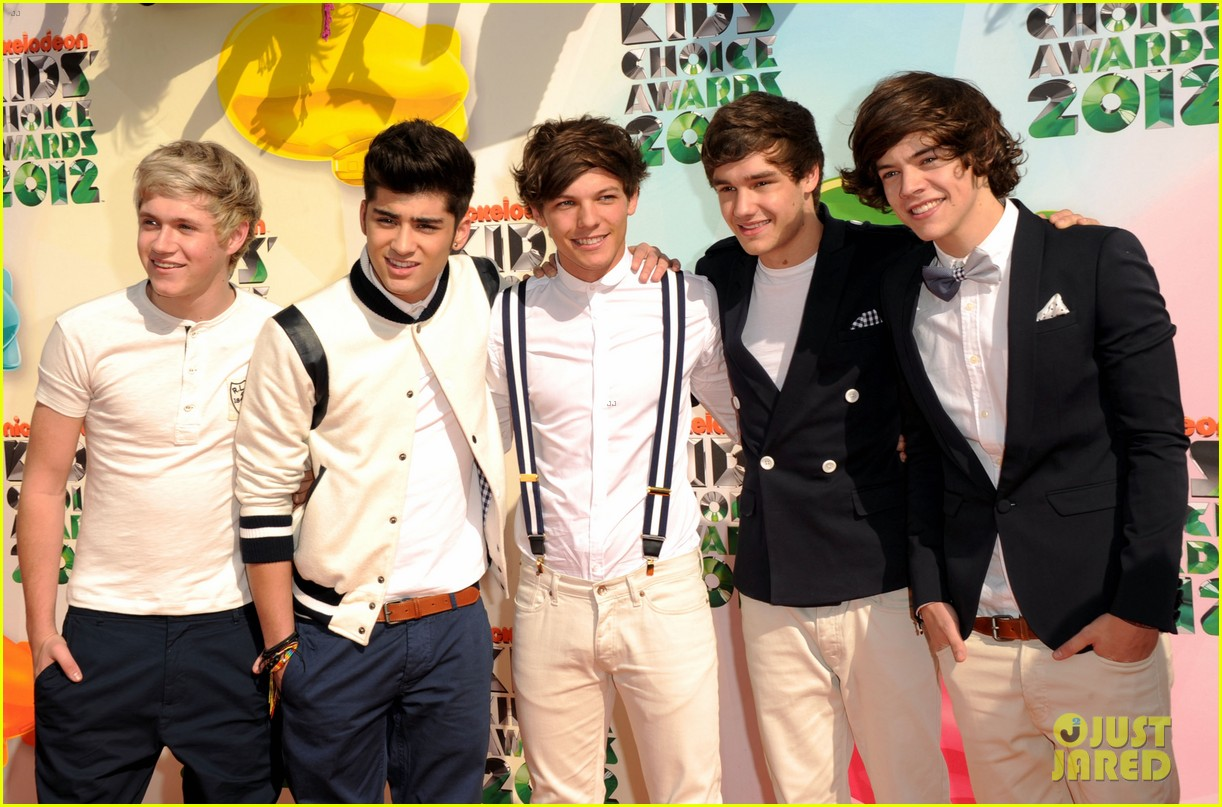 one direction kids choice awards 2012 052644081