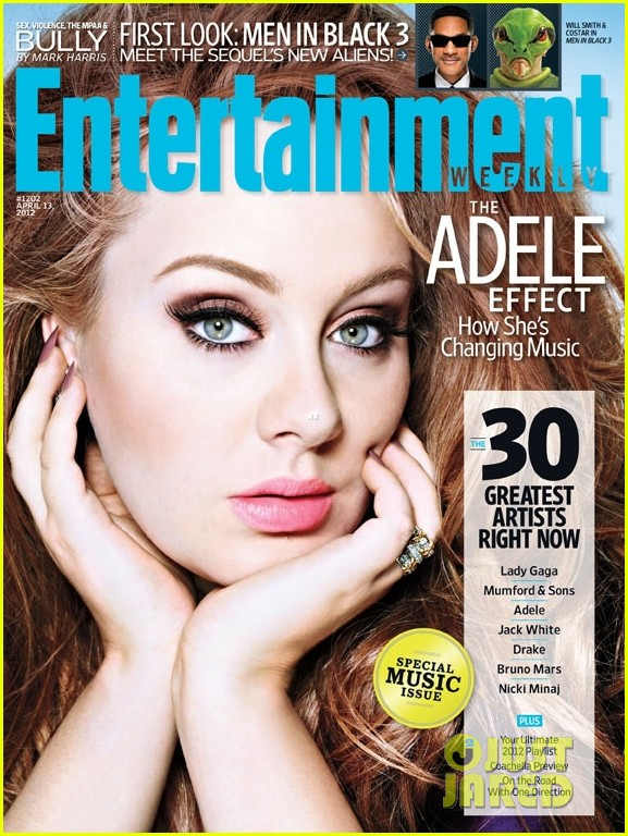 adele entertainment weekly cover 012645647
