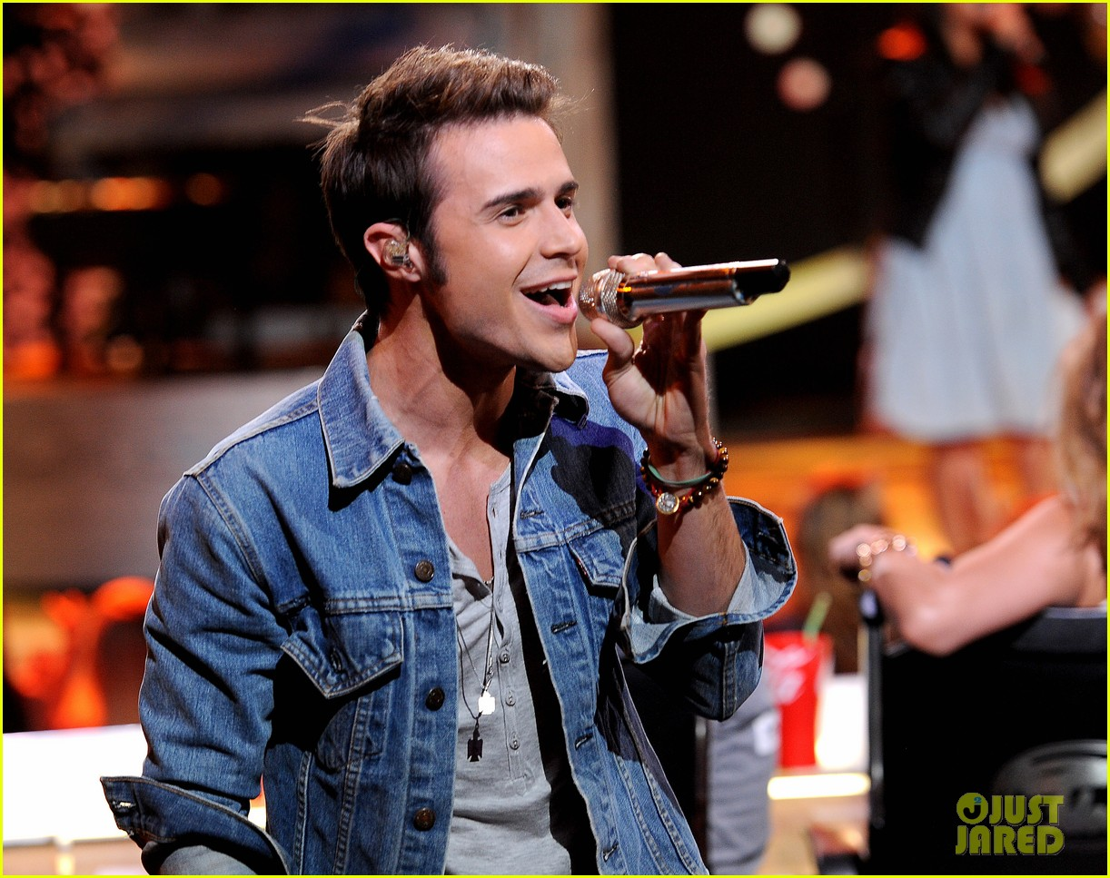 kris allen the vision of love live on american idol 032651343