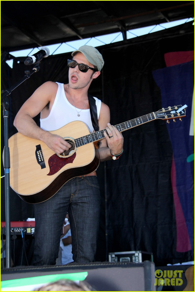 kris allen petapalooza performer 16