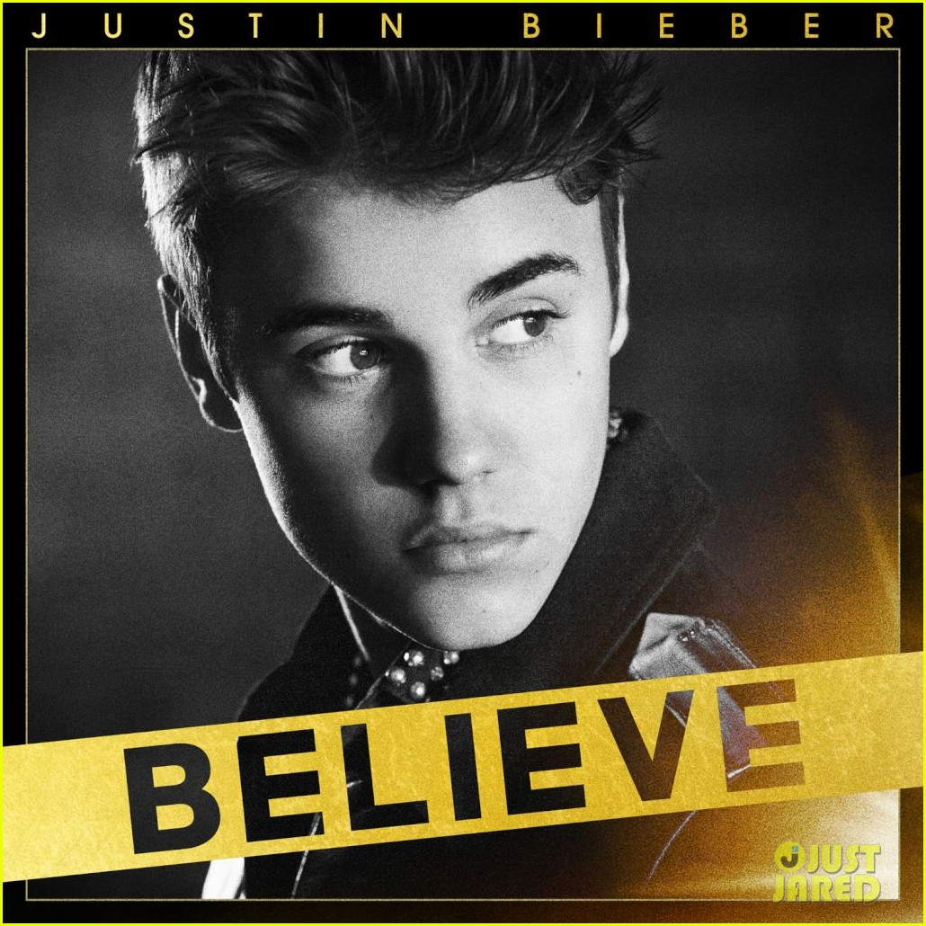 justin bieber believe album cover 022654456