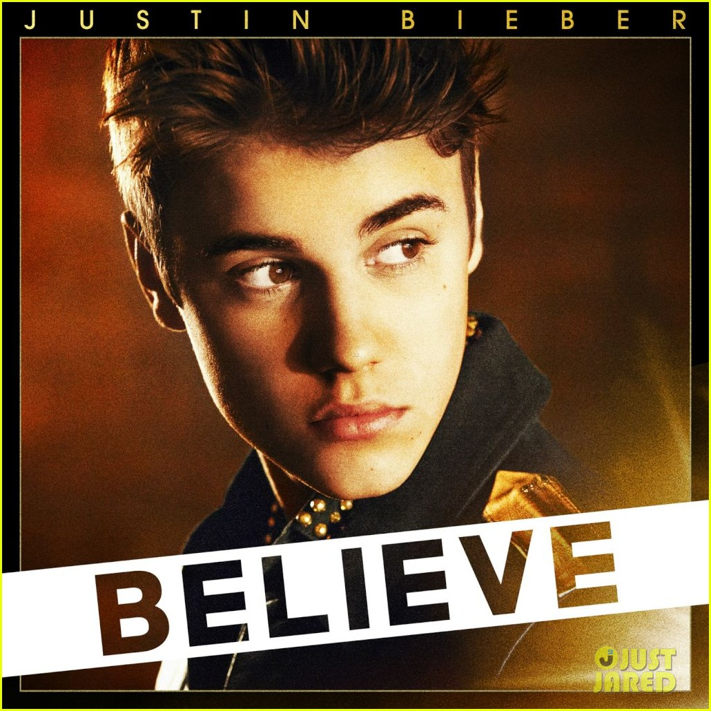 justin bieber believe album cover 032654457