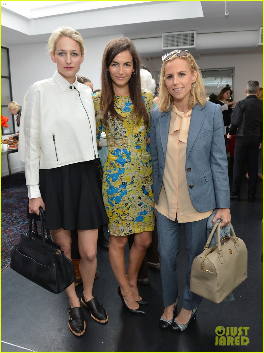 camilla belle tribeca film festival brunch 02
