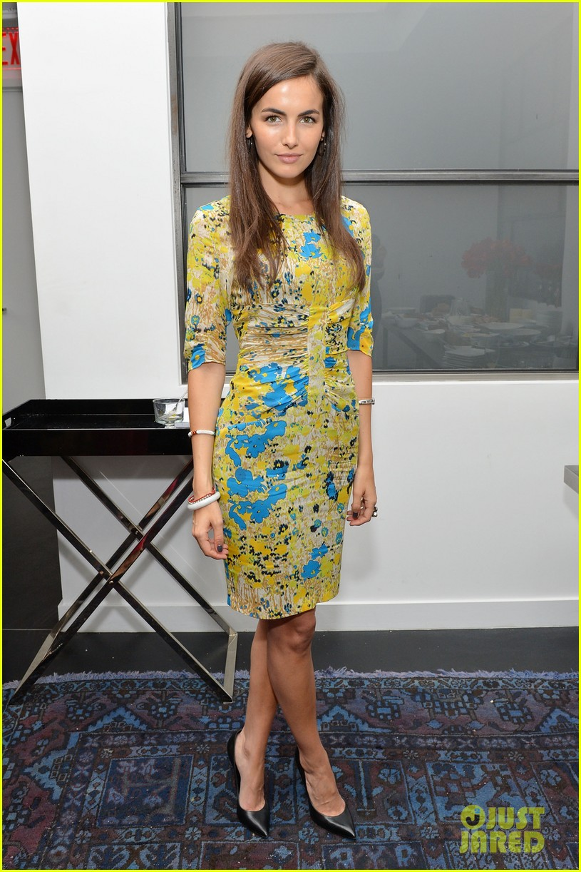 camilla belle tribeca film festival brunch 04