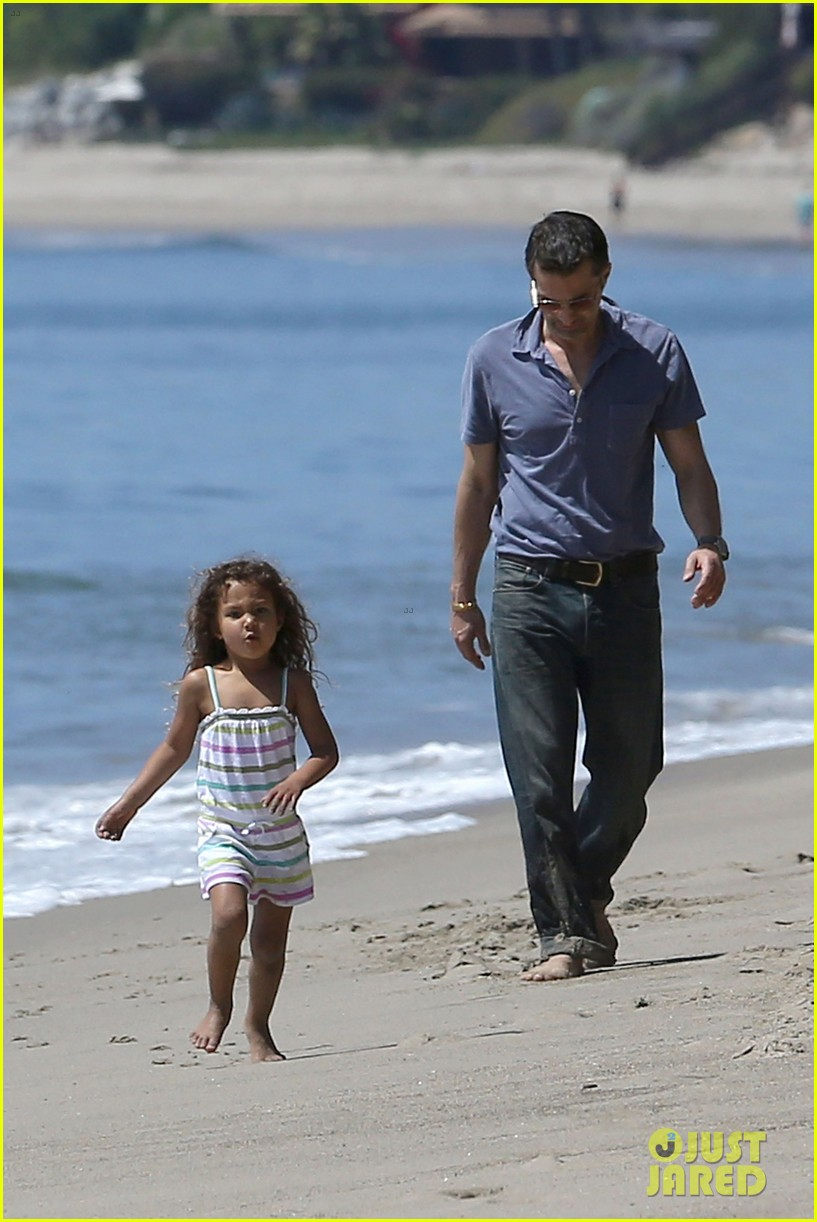 halle berry olivier martinez malibu beach time with nahla 232646524