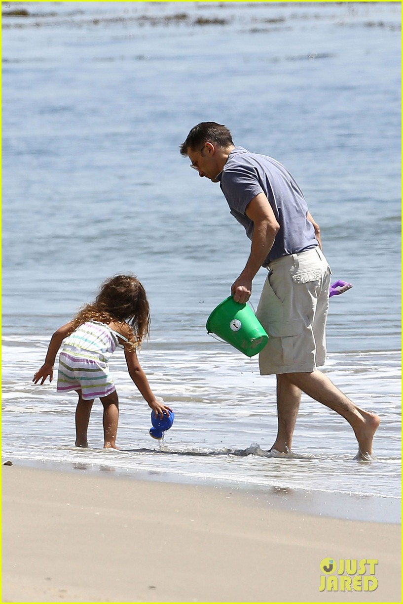 halle berry olivier martinez malibu beach time with nahla 252646526