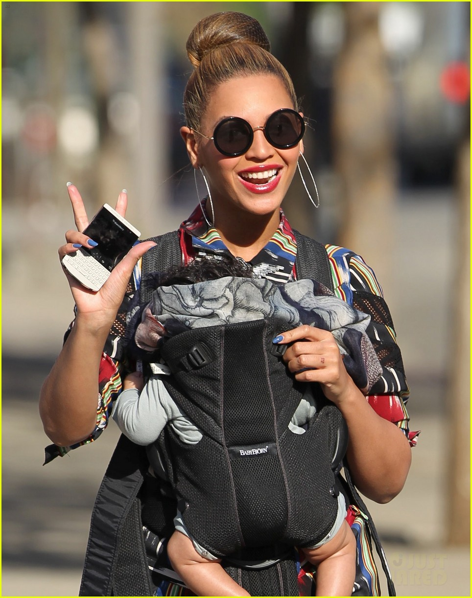 beyonce blue ivy carter central park 022649763