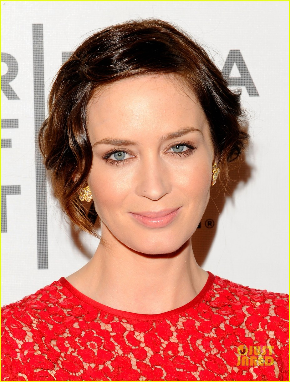 emily blunt your sisters sister premiere tribeca 032650997