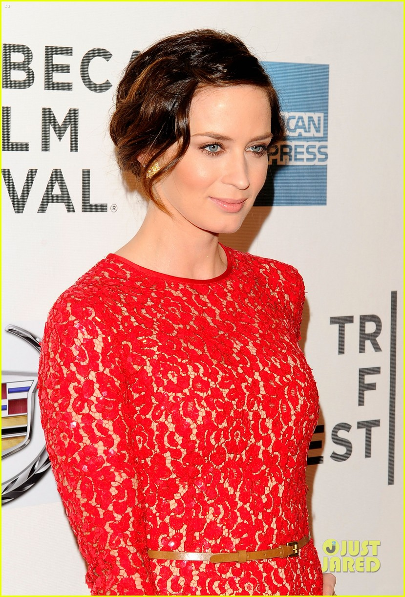 emily blunt your sisters sister premiere tribeca 112651005