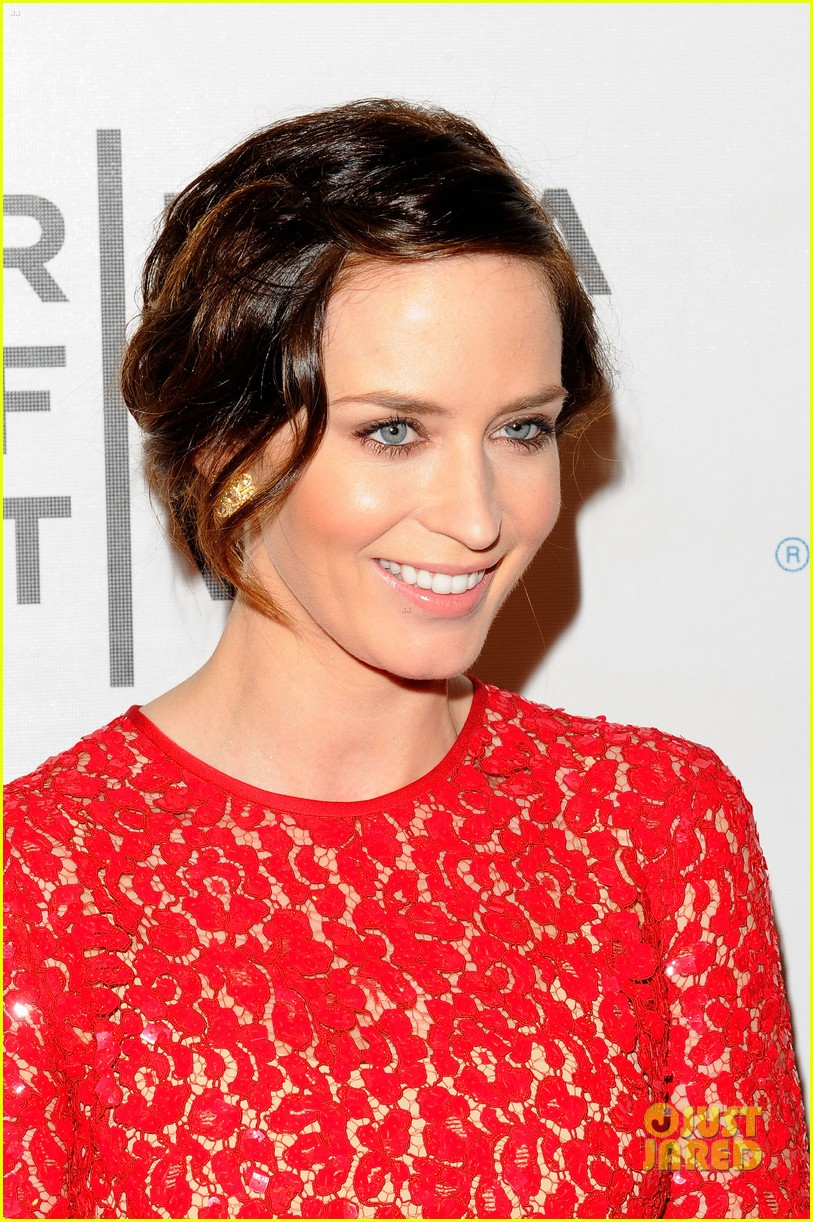 emily blunt your sisters sister premiere tribeca 122651006