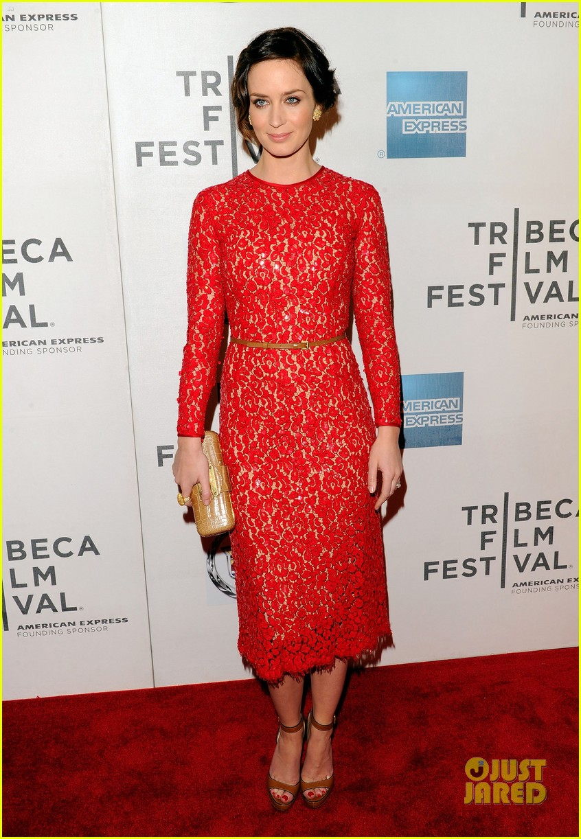 emily blunt your sisters sister premiere tribeca 162651010