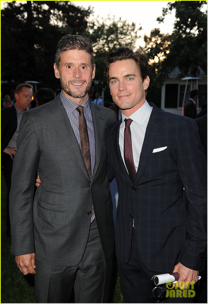 matt bomer american fertility associations illuminations 2012 012655625