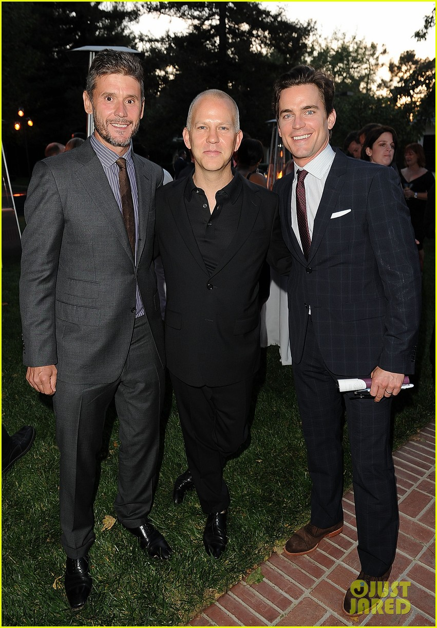 matt bomer american fertility associations illuminations 2012 052655629
