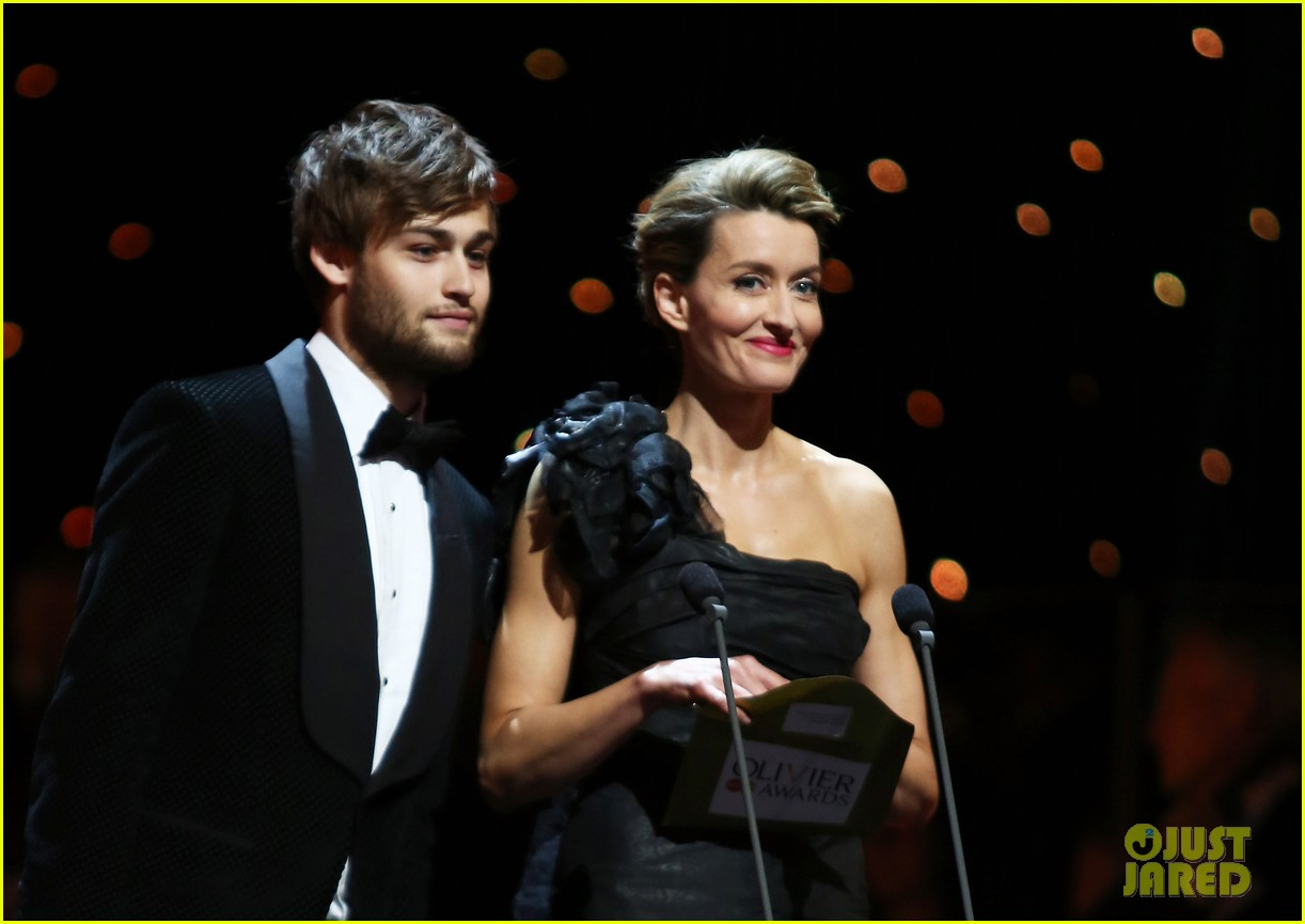 douglas booth james mcavoy olivier awards 092649660