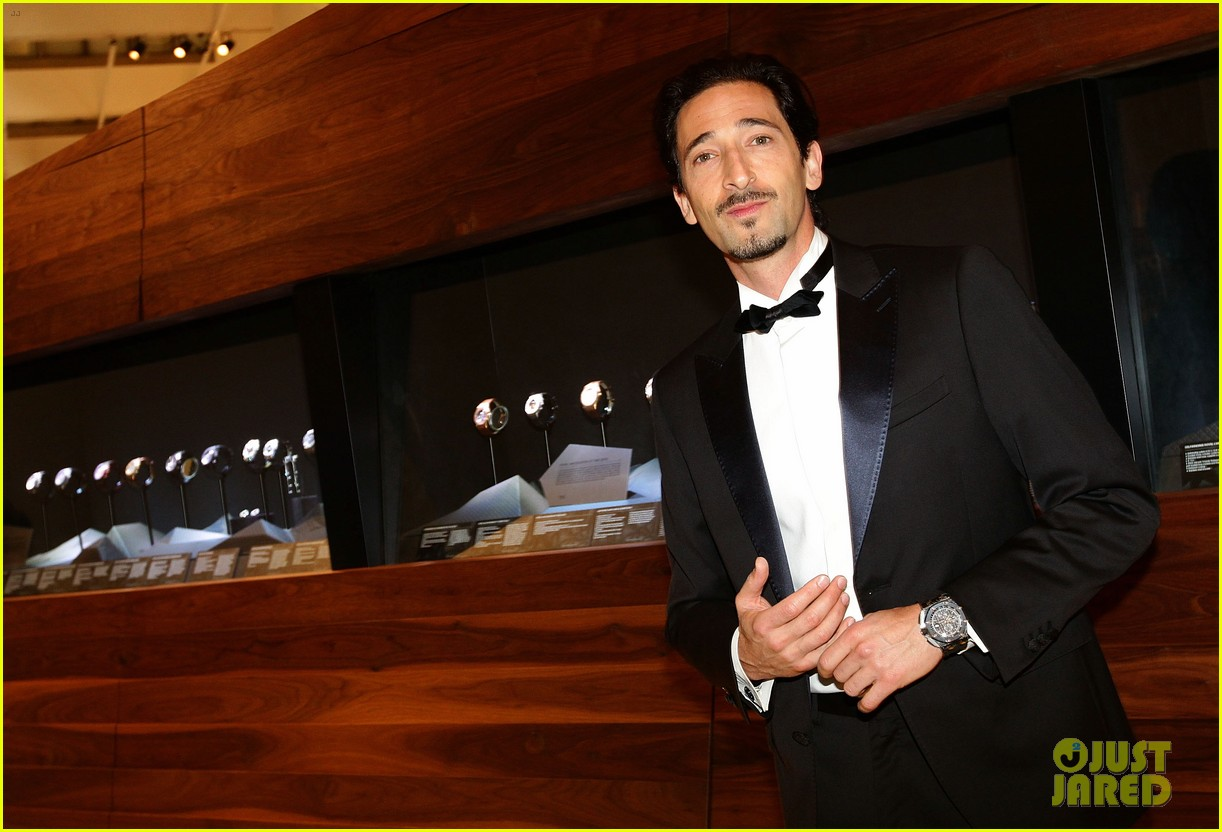 adrien brody royal oak 40 years cocktail party 11