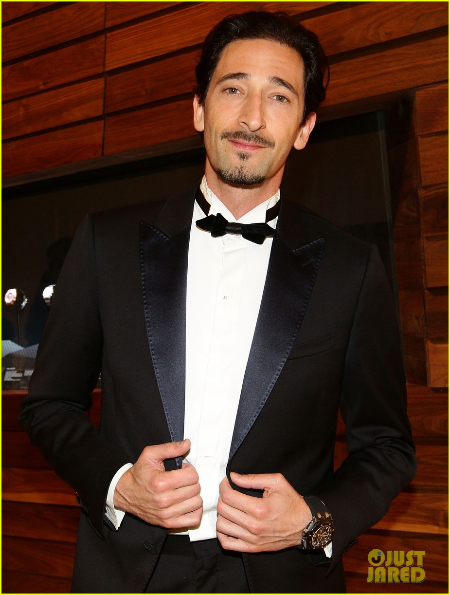 adrien brody royal oak 40 years cocktail party 12