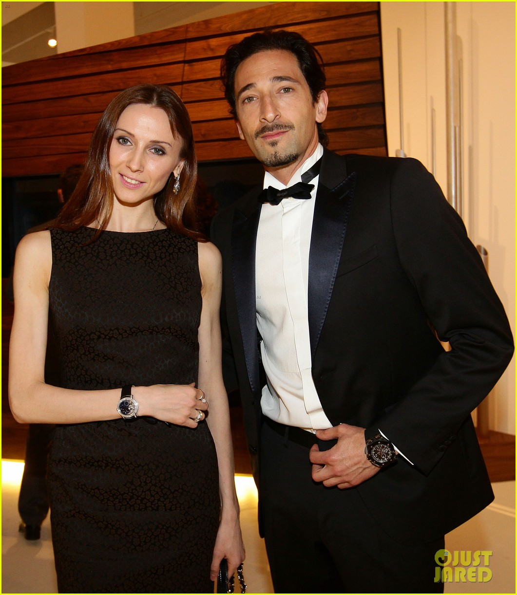 adrien brody royal oak 40 years cocktail party 132651158