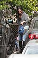 sandra bullock shopping trip with louis 02