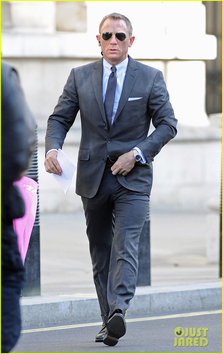 daniel craig skyfall set london 022644250