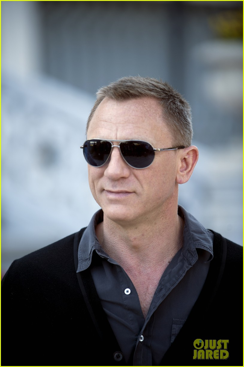 daniel craig skyfall turkey photo call 082655358