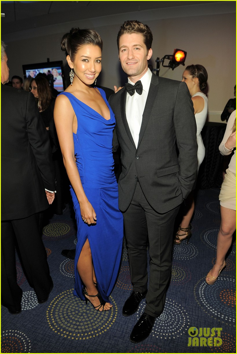 chace crawford matthew morrison white house correspondents dinner 012654787